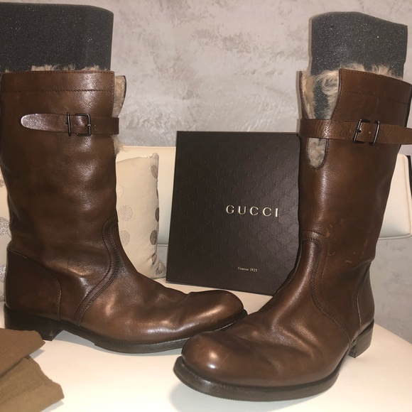 7457a2d70fe Gucci Other - Men s Gucci Boots